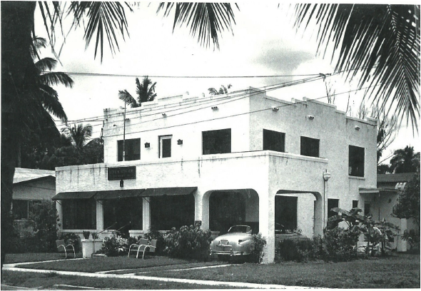 Biscayne Methodist Home