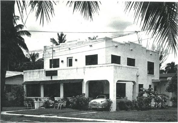 Biscayne Methodist Home
